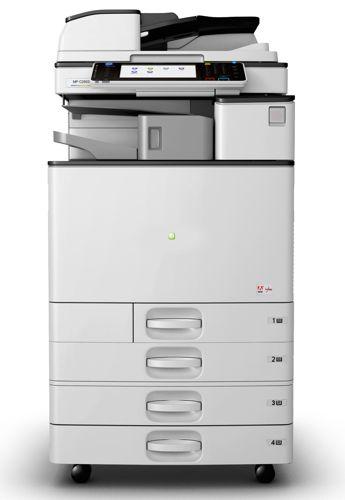 Ricoh Mp C3003 Multifuncional Laser Color Funciones